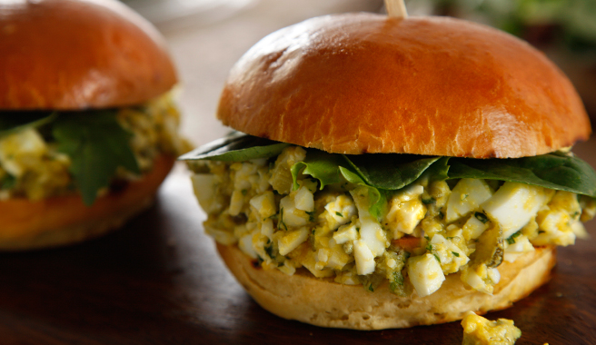 French Egg Salad