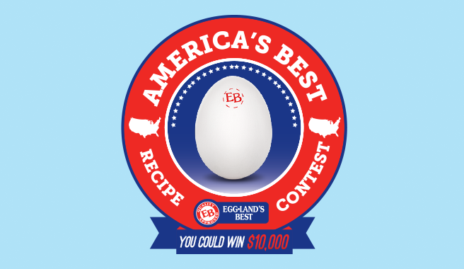 "Eggland's Best Announces ""America's Best Recipe"" Contest"