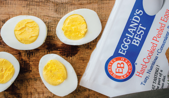 "Eat This, Not That! awards Eggland's Best as one of ""The 25 Best Protein Snacks at the Supermarket""!"