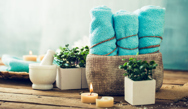 8 Ways to Have an At-Home Spa & Self-Care Weekend