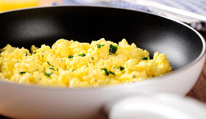 How to Make Perfect Scrambled Eggs