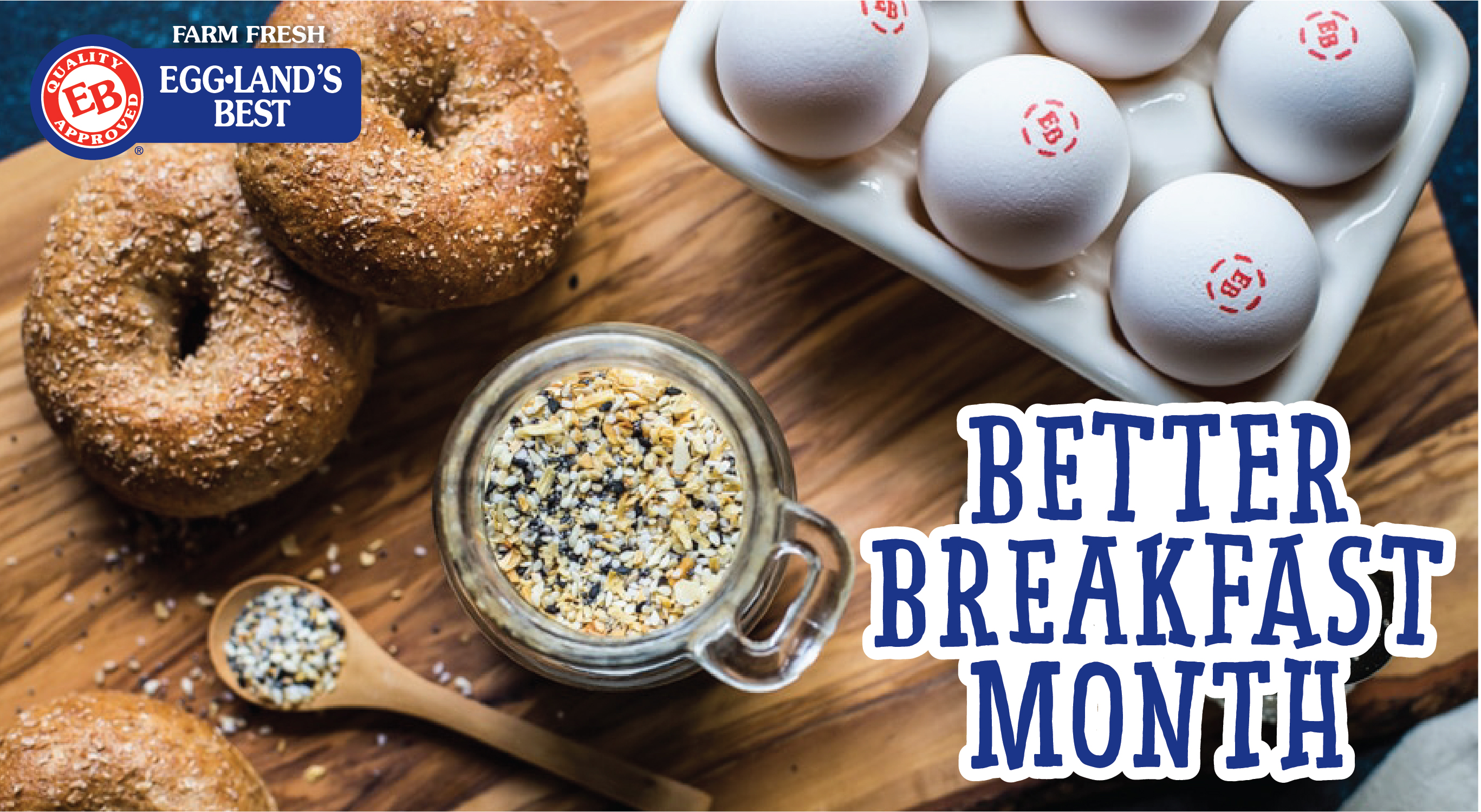 Make Better Breakfast Month Even Better with EB!