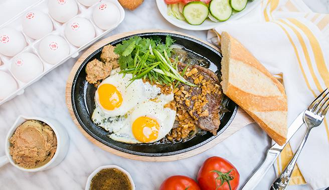 Vietnamese Steak & Eggs ft. Nathaniel Nguyen