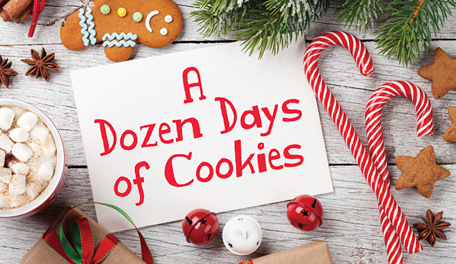 A Dozen Days of Cookies
